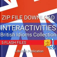 British Idioms Interactivities Collection