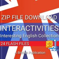 Interesting English Interactivities Collection