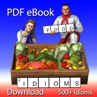Food Idioms - PDF eBook