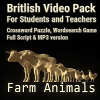 Farm Animals Video Pack