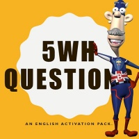 How to Ask 5WH Open Questions